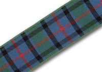 Flower of Scotland 25mm tartan ribbon