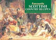 Scottish country recipe book