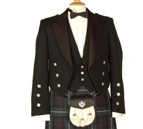 Prince Charlie Jacket And Vest Kilts Amp Jackets The