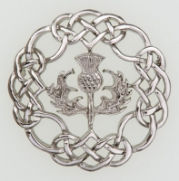Triage Ban brooch