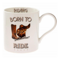 Born to Ride Mug