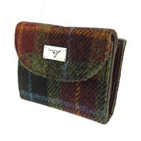 Jura wallet - Harris Tweed