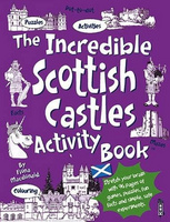 incredible activity book castle