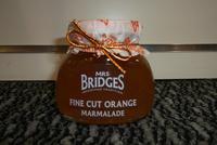 Mrs Bridges Fine Cut Orange Marmalade 340g