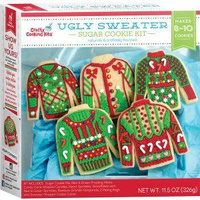 Ugly Sweater Gingerbread Kit