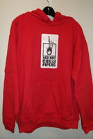 Red Hot Chilli Pipers Hoodie - Red