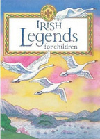 book irish legends children
