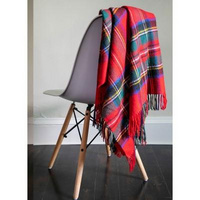 Lochcarron Royal Stewart Tartan Rug (SOLD OUT)