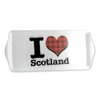 I love Scotland sandwich tray