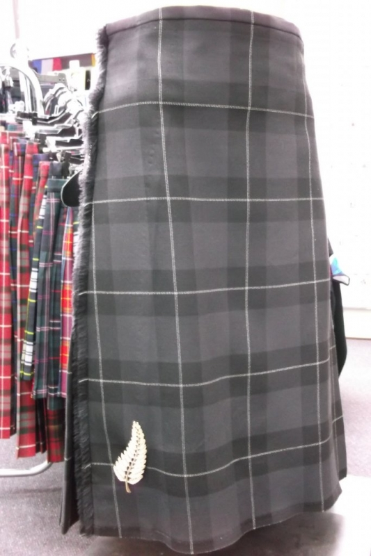 Pride Of New Zealand Kilt Kilts For Hire The Scottish Shop