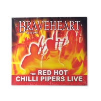 """Braveheart"" CD & DVD"