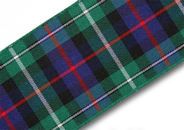 Mackenzie Tartan Ribbon 38mm Tartan Ribbon The