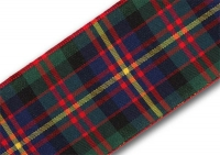 38mm Cameron of Erracht tartan ribbon