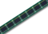 10mm Campbell of Argyll tartan ribbon