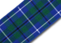 38mm Douglas ancient tartan ribbon