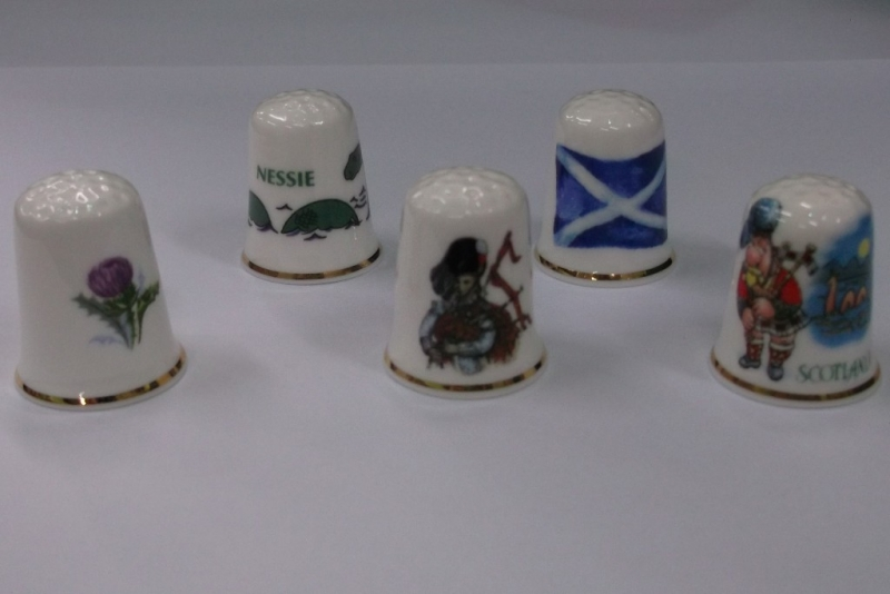 Scottish thimbles homeware general gifts the for Cute homeware accessories