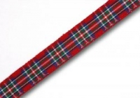 Stewart Royal tartan ribbon